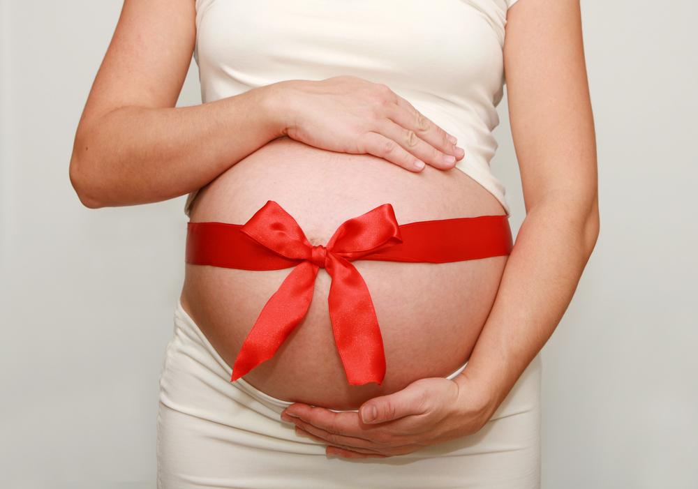 Почему живот холодный при беременности